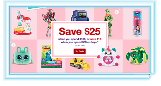Target Easter Gifts